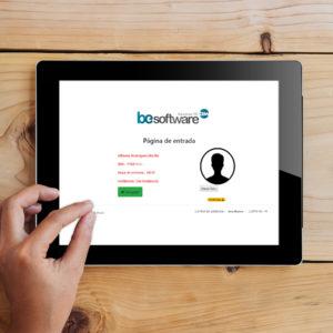 Aplicación web para el registro de la jornada laboral de los trabajadores